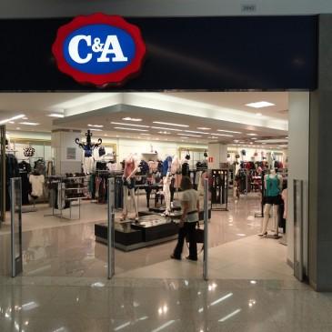 C&A de São Paulo oferece 900 vagas temporárias