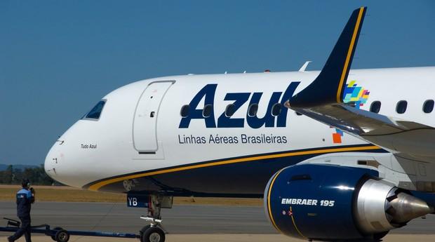 Companhia aérea Azul abre vagas em Guarulhos